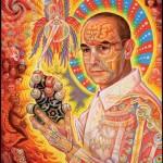 LSD com anfetamina?