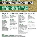 II Ciclo de Debates Antiproibicionistas – Cultura, Política e Drogas