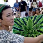 Marcha da Maconha reúne cerca de 5 mil seguidores no Rio, diz organização