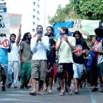 Marcha da Maconha reúne 500 manifestantes em Florianópolis