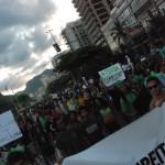 Fotos da Marcha no Rio!