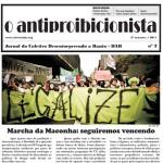 @ Antiproibicionista: confira a última edição do jornal do Coletivo DAR