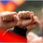 Manifestação e debate protestam contra massacres e defendem desmilitarização da polícia neste sábado (5)