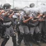 MPL e outros movimentos fazem denúncia contra a PM-SP