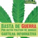 Faça download da cartilha informativa distribuída na Marcha da Maconha