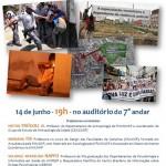 Debate sobre Cracolândia na Faculdade de Sociologia e Política – São Paulo