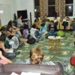 """Texto """"Feminismo e legalização das drogas?"""", de Terezinha Vicente, relata atividade organizada pelo DAR"""