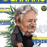 Mujica: vou ter que experimentar maconha senão vão pensar que sou um careta