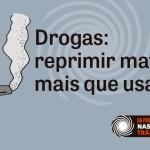 Laerte fala sobre descriminalização das drogas