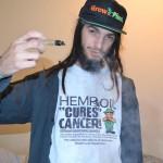 Óleo de maconha ajudou a curar meu câncer: entrevista exclusiva com João Pedro, recém recuperado de um Linfoma
