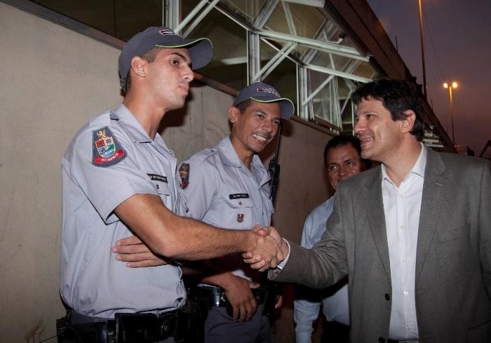 haddad policia