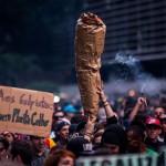 Marcha da maconha quer fim da guerra 'corrupta e racista' contra os pobres