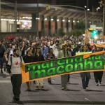 Veja vídeos e reportagens da maior Marcha da Maconha do Brasil!