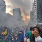 30 mil pessoas fumaram maconha na Avenida Paulista e você não ficou sabendo
