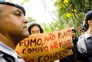 Marcha da Maconha SP de 2010, no Parque Ibirapuera