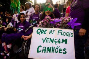 Bloco medicinal da Marcha da Maconha SP / Foto Ativismo